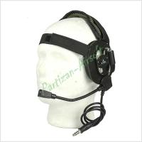 Z-Tactical Гарнитура Bowman IV M-Tactical Headset (Z023-BK)