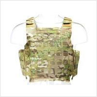 Blue Force Gear Разгрузочный жилет PLATEminus V2 Plate Carrier (MM-PLATE-2-LG-MC)