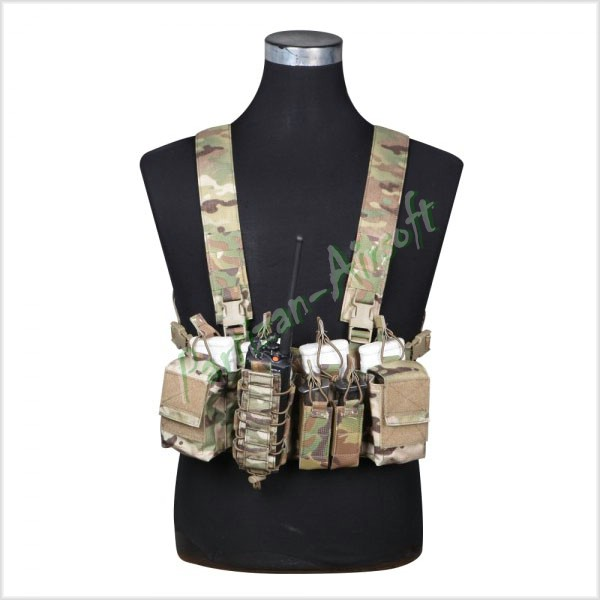 Emerson Разгрузочная система Haley Strategic D3CR Chest Rig (EM7442MC)
