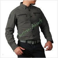 Emerson Тактическая рубашка Blue Label Defender Tac-Shirt, Grey (EMB9402D)